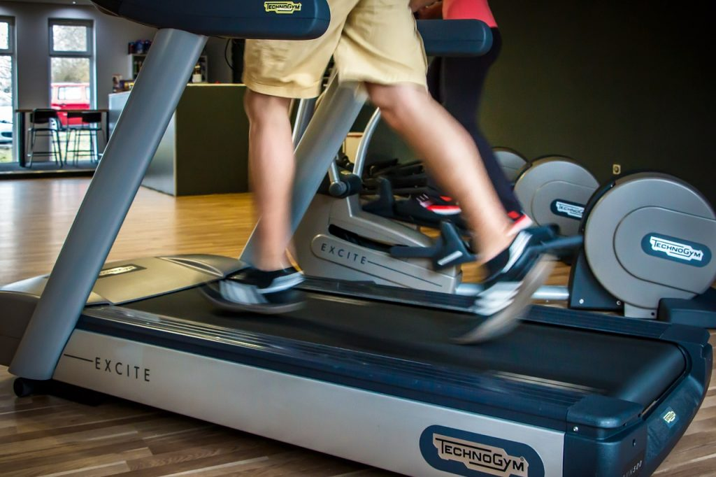True Or False - cardio machines